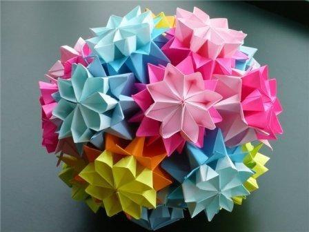Оригами. История возникновения