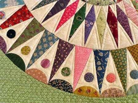 Подбор цветов тканей