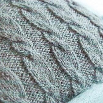 вязание спицами жгуты